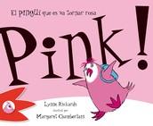 Pink, el  pingüí que  es  va  tornar  rosa