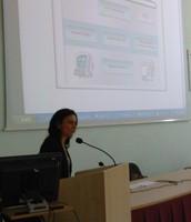 la prof.ssa Concetta Vannella partner di progetto