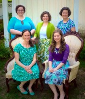 The FHU Associate Ladies!