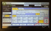 Use the up and down arrows to select your email address
