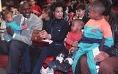 Michael Jordan in Adulthood
