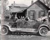 Kansas in 1918