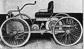 The very first cars where invented during the industrial revolution