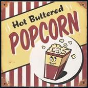 6th Grade Popcorn Sale!