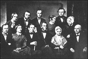 Freemen Society, 1855