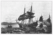 another new france ship