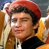 The late Tybalt Capulet
