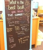Chalkboard Prompts