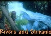 Facts of streams and rivers