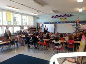 Mrs. Franklin's Class