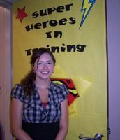 Mrs. Stepp- Kindergarten Teacher