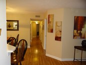 Gwinnett Station offers spacious 2, 3, and 4 bedroom apartments