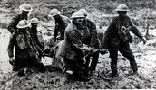 Soldiers at the Battle of Ypres