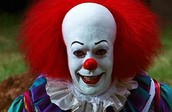 About the coulrophobia