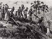 Olike's Slave Trade