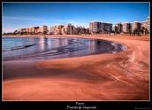 playa del espigon
