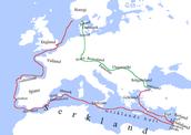 המסלול בו נלך עד ירושלים