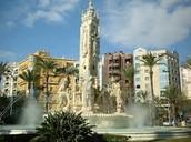 Plaza de Luceros