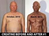 Drastic Change in body shape