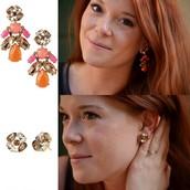 Pop-Geo Earrings