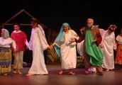 How They Celebrate Christmas ( Mary & Joseph Play )