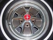 Styled Steel Wheels