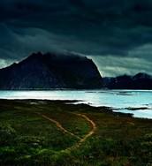 Beware! Indian Island