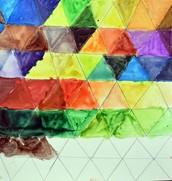 Geometric Values by Nadia
