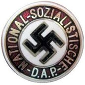 The Nazi sign
