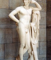 Prince Paris by Antonio Canova