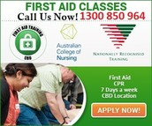 Summer Special Sale : 40% OFF First Aid Training Course in Adelaide AUS