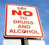 Drugs & alcohol may lead to addiction and memory loss