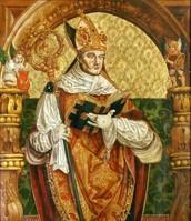 Portrait of Bishop Piotr Tomicki