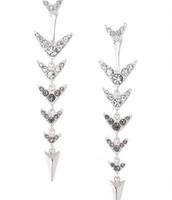 Arrow Drop Earrings