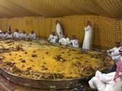 Saudi Arabian meals