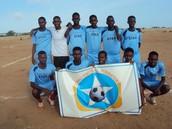 Somali football team