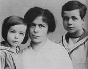 Milena, Hans & Eduard