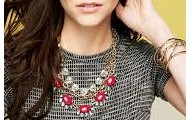 The Somervell, Christina Link, Mae necklace combo