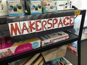 Makerspace - ask your student about this!