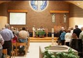 B Church Spotlight