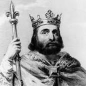 King Pepin (Pepin the short)