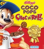 Coco Pops- Choc 'N' Roll