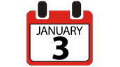 FREP Sunday Schedule for January 3, 2016