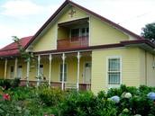 Una casa costarricense