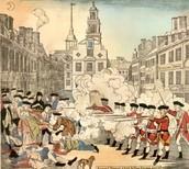 The Boston Massacure