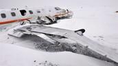 Plane crashed & 4 steps to survive