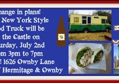RVA New York Style Food Truck - July 2nd