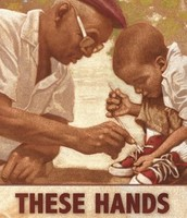 "Cover page ""These Hands"""