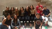 5th Graders Go To The Art Institute
