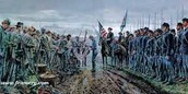 The Battle of Appomattox Court House it started on April 9,1865